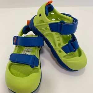 Stride rite sandals toddler size 6